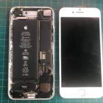 ガラス割れiPhone7を修理してサブ機でもメインでもまだまだ使えます。